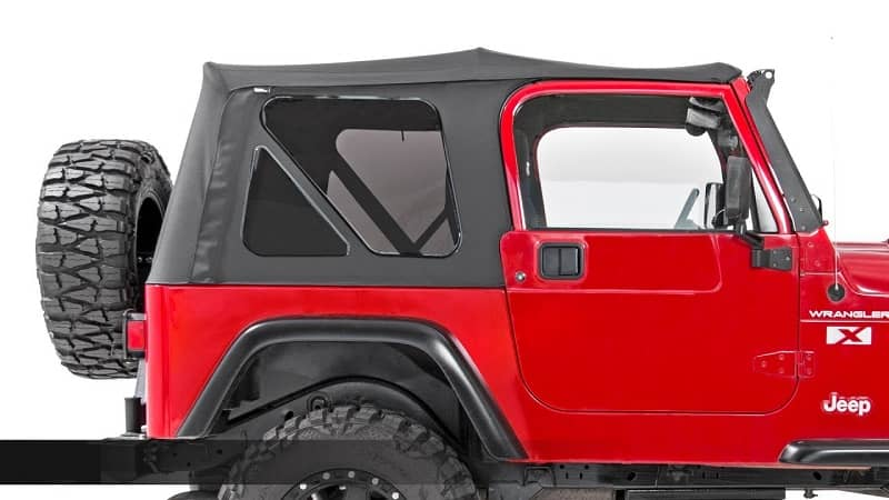 Best Jeep Soft Top
