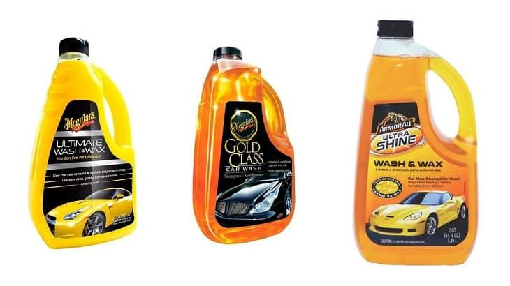 Best Car Wash Soap for Black Cars
