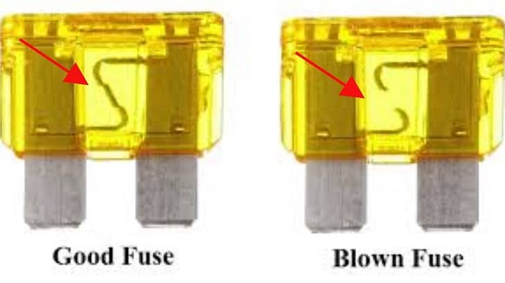 Car Fuse is Blown