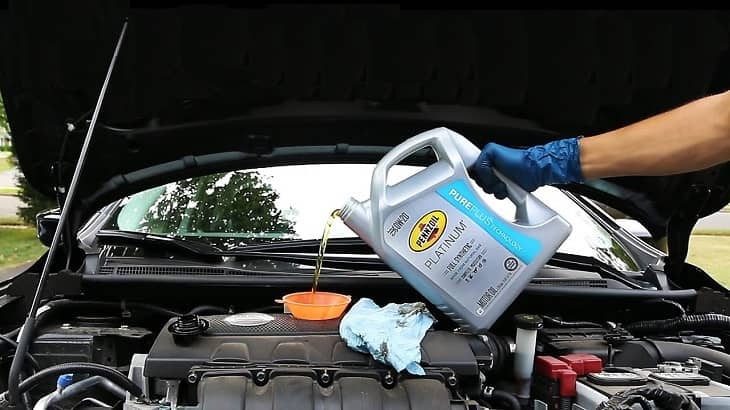 How Much Oil Does My Car Need