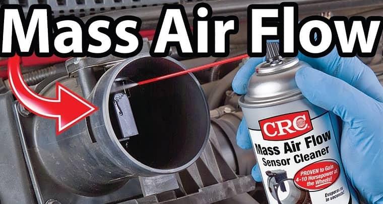 Mass Air Flow Sensor Cleaner Alternative